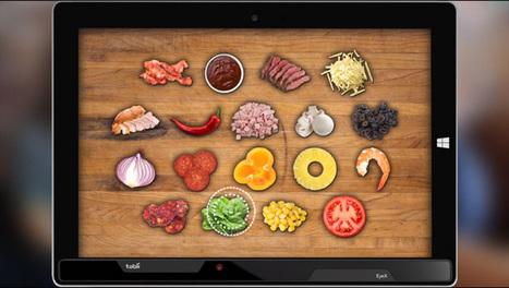 Eye tracking : quand Pizza Hut lit dans vos pensées | Fabrication numérique & réalité virtuelle | Scoop.it