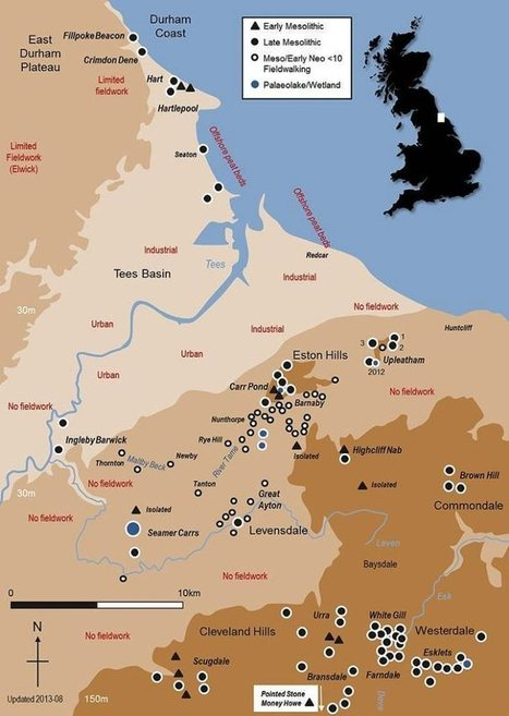 Storegga Mesolithic tsunami | Is there evidence in the Tees area? | microburin mesolithic archaeology | Scoop.it