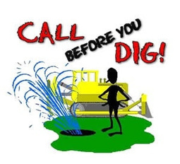 Call Before You Dig   Encouragement   Scoop.it