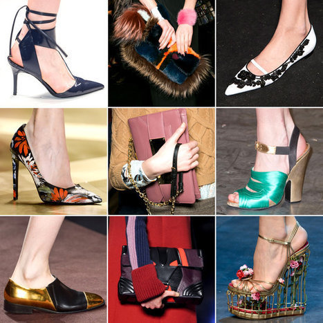 See the Most Memorable Shoes and Bags From Milan Fashion Week | TAFT: Trends And Fashion Timeline | Scoop.it