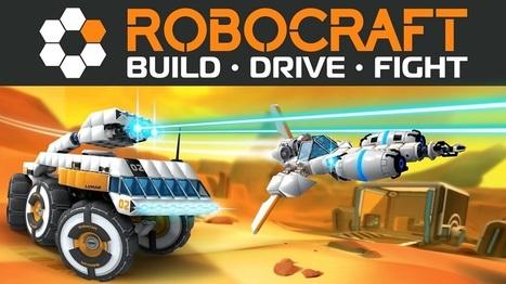 Robocraft Hack - Unlimited Galaxy Cash, Robo, Tech Points | HacksPix | Scoop.it