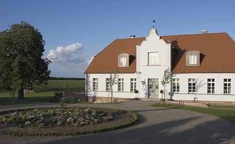 Castle / Villa   Prussian Manor in Jarmen, Western Pomerania, Germany   Welcome Beyond   Luxury boutique hotels   Scoop.it