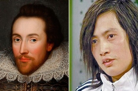 Chinese Writer Spends $225,000 on Plastic Surgery to Look Like William Shakespeare | Strange days indeed... | Scoop.it