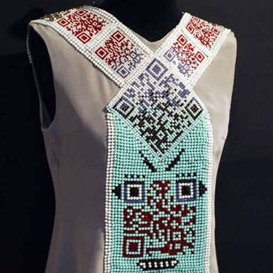 QR Codes & Fashion | artcode | Scoop.it