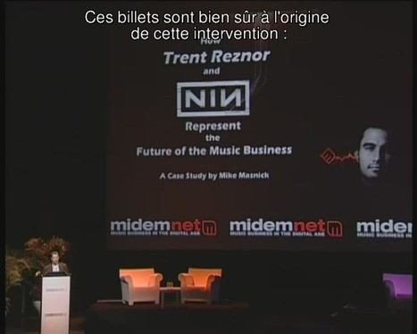 Un autre monde musical est possible nous dit Trent Reznor - Framablog | Lyres | Scoop.it