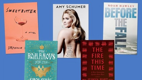 The 5 Must-Read Books for the Last Five Weeks of Summer | Literature & Psychology | Scoop.it
