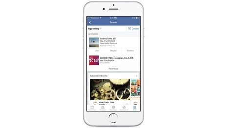 Exclusive: 7 Facebook Events features coming this year and beyond | Social Media tips and news | Scoop.it