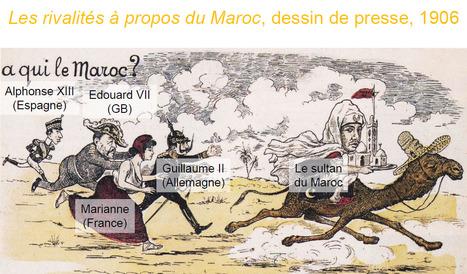 Image de presse | Le Maroc pendant la 1ère Guerre Mondiale | Scoop.it