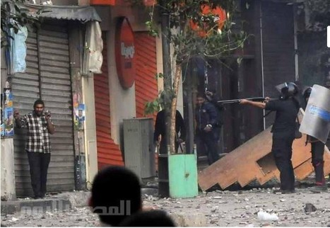 In an Investigation by the Egyptian Initiative for Personal Rights : Bullets of the Ministry of Interior Were Aimed to Leave Demonstrators Permanently Disabled | Égypt-actus | Scoop.it