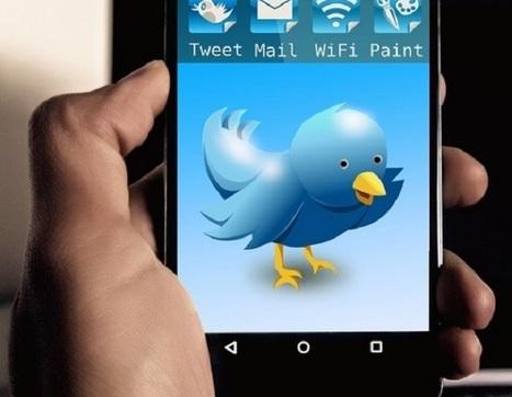 4 raisons de rejoindre la communauté Twitter | Bien communiquer | Scoop.it