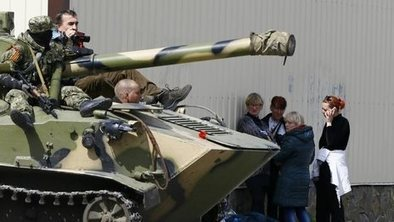 Ukrainian troops blocked in town | It Comes Undone-Think About It | Scoop.it