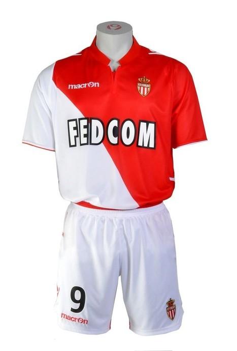 Le nouveau maillot de l'AS Monaco 2013/2014 - Maillot 2014 | Maillots 2014 2015 | Scoop.it