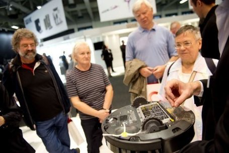 L'électronique pour les seniors à l'honneur du salon IFA de Berlin | Seniors | Scoop.it