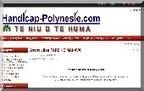 Handicap Polynésie   Handicap: pour une société plus inclusive en Polynésie française   Scoop.it