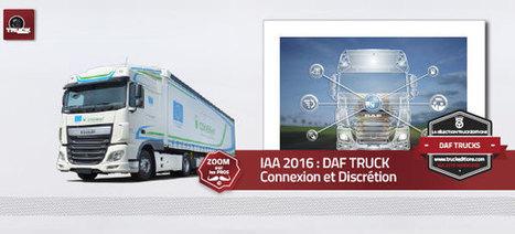 IAA 2016 DAF TRUCK - truck Editions | Truckeditions | Scoop.it