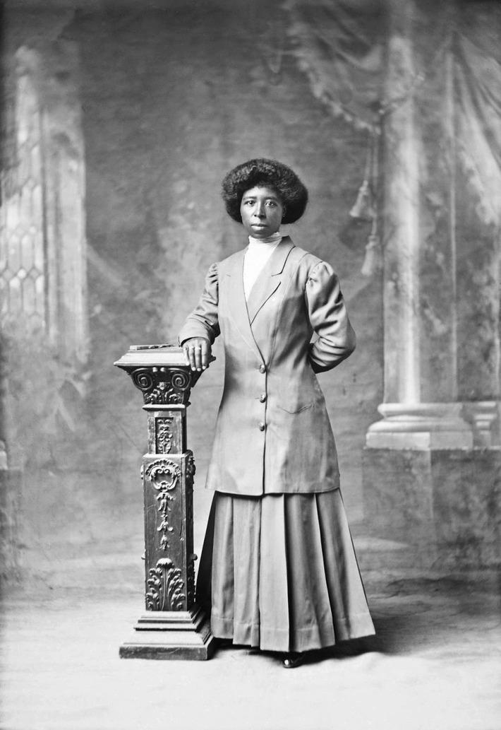 DPopTart, blackhistoryalbum: Portrait of Mrs. Joseph...   Herstory   Scoop.it