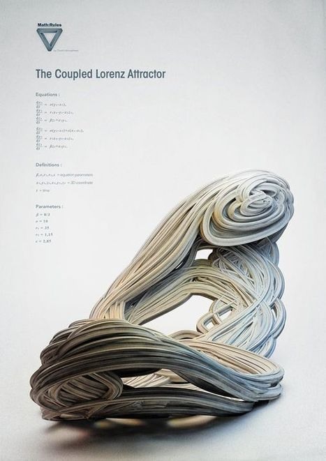 Sciences - The Coupled Lorenz Attractor | Complexity - Complex Systems Theory | Scoop.it