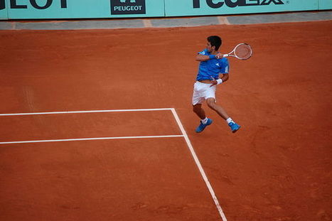 French Open Draw Deals Djokovic Difficult Hand: Tennis Net - Guardian Liberty Voice   TENNIS 2014   Scoop.it