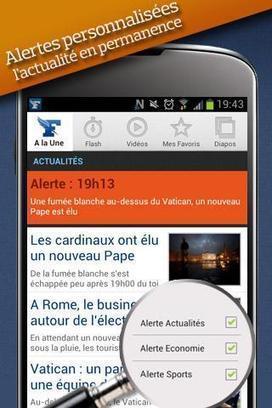 Meilleures applications Android : notre sélection | Comptoir Numérique | Scoop.it