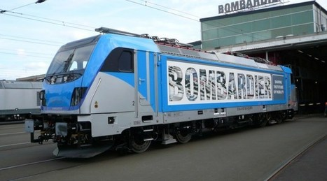 Bombardier Transportation sells 30% stake to Canadian investment firm   Global railway news   Scoop.it