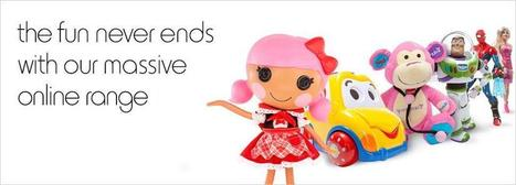 Advantages of Buying Toys from Online Kids Toys Shopping Store | Baby Toys Online | Scoop.it