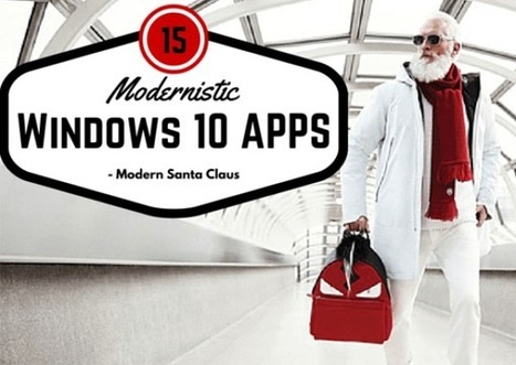 15 Best Windows 10 Apps Modern Santa Claus Would Use On Christmas | Health & Digital Tech Magazine - 2016 | Scoop.it
