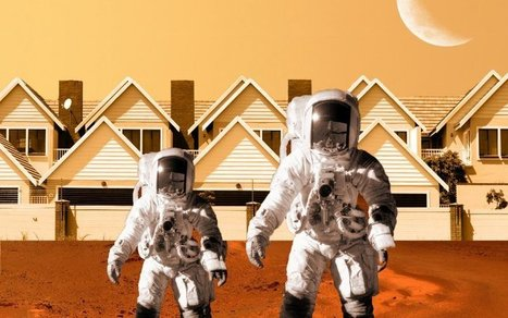 How We'll Live on Mars | DigitAG& journal | Scoop.it