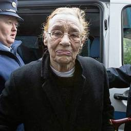 'I feel very honoured to be going back to jail' says peace activist Margaretta D'Arcy as she's taken into custody - Independent.ie | socialaction2014 | Scoop.it