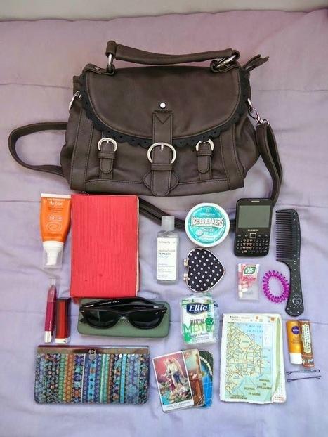 TAG: #WIMB: What's in my bag (Qué tengo en mi cartera) | Beautypul | Beautypul | Scoop.it