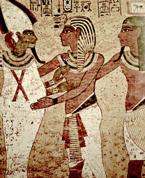 - Ancient Egyptian funerary art found in the tombs... | Ancient Mysteries | Scoop.it