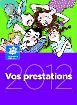 Le guide 2012 de vos prestations Caf est arrivé | Toulouse La Ville Rose | Scoop.it