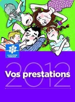 Le guide 2012 de vos prestations Caf estarrivé | Toulouse La Ville Rose | Scoop.it