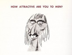 How Attractive Are You To The Opposite Sex? Esquire's 1949 Questionnaire | Pop! Goes My Heart | Scoop.it