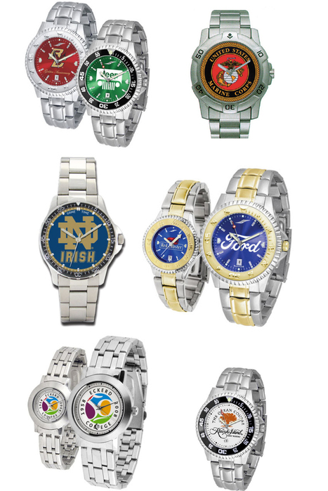 Custom Logo Watches from Boardroom Bespok | custom corporate gifts | Scoop.it