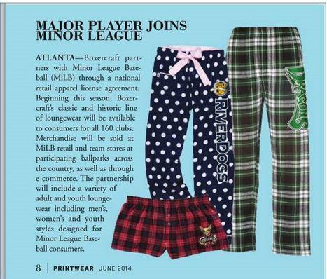 Printwear - Printwear - June 2014 | Boxercraft | Scoop.it