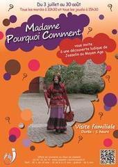 Découvrez Josselin avec Madame Pourquoi Comment | Revue de Web par ClC | Scoop.it