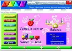 Juegos educativos en español, aprende mientras juegas | Español para los más pequeños | Scoop.it