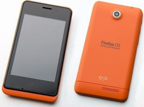 Firefox OS vs Android OS - LatestMobiles - top7mobiles.com | Shopping | Scoop.it