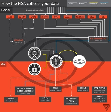 Twitter / verge: How the NSA collects your data ... | HackLab | Scoop.it