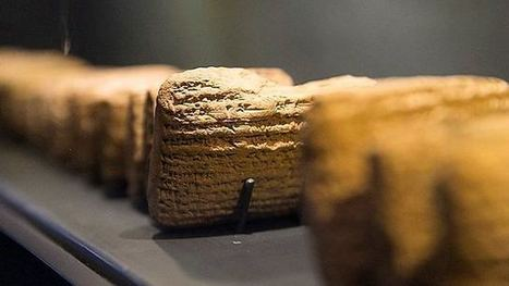 Ancient tablets on display in Jerusalem reveal Jewish life during Babylon exile | Jewish Learning | Scoop.it