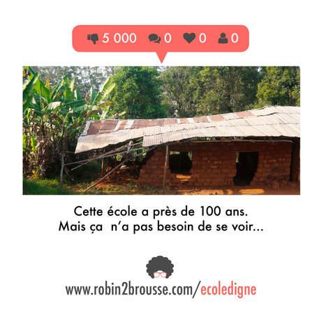 Le point sur la campagne de levée de fonds #EcoleDigne | Économie et développement international | Scoop.it