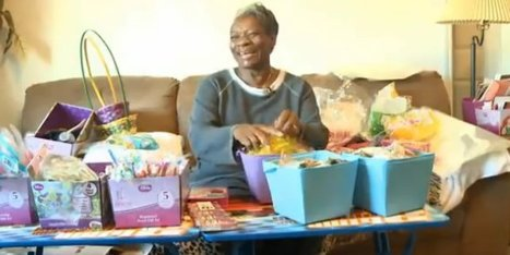 Woman Gives Out 600 Homemade Easter Baskets To Kids In Need [VIDEO] | Community Village Daily | Scoop.it