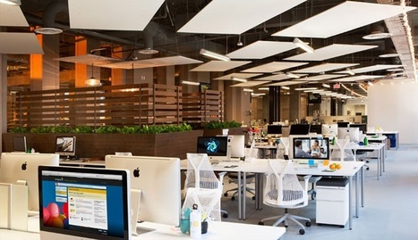 The World's Coolest Office 2011 | Design | Scoop.it