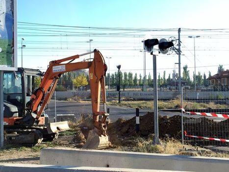 Las obras de Los Tres Pasos, en Palencia, destapan restos romanos del siglo I | LVDVS CHIRONIS 3.0 | Scoop.it