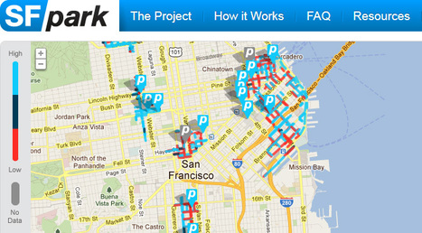 Sensor networks in SF and LA eliminate the search for parking spots | ExtremeTech | The P2P Daily | Scoop.it