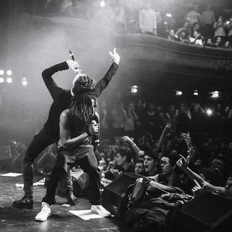 Le Rap doit-il forcément porter un message? | La Grenouille | CLEMI -  Des nouvelles des élèves | Scoop.it