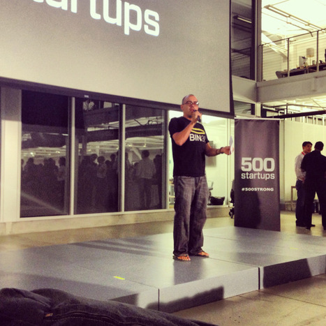 "500 startups later: Dave McClure rates his own startup and the ""genius emerges slowly"" theory 