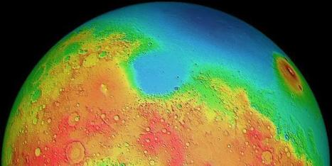"""Since the Beginning of Time, It is Almost impossible that Mars Ever had Water"" 
