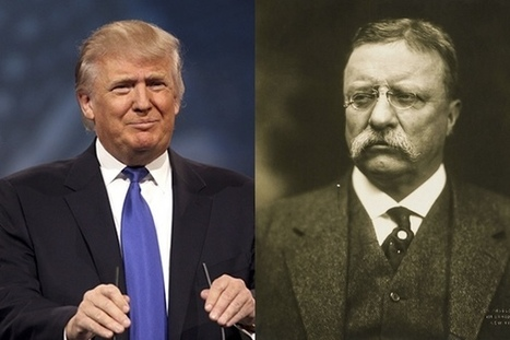 TR and Trump:  Two Very Different People, but There's this One Significant Similarity | Social Studies: The Core | Scoop.it