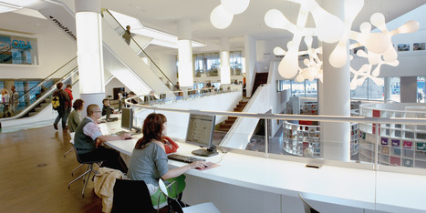 There's A Good Reason Canadians Won't Give Up Their Libraries | Library world, new trends, technologies | Scoop.it